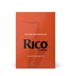 Rico Tenor Sax Reeds Box of 10 Strength #3.5