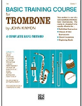 Basic Training Book 1: Trombone