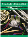 Standard of Excellence Book 3 - Baritone B.C