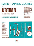 Basic Training Book 1: Drums