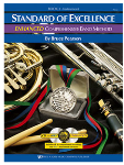 Standard of Excellence Enhanced Book 2 - Clarinet