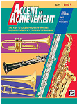 Accent on Achievement Book 3 - Combined Percussion