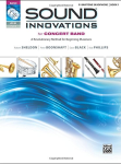 Sound Innovations Book 1 - Percussion