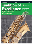 Tradition of Excellence Book 3 - Alto Saxophone
