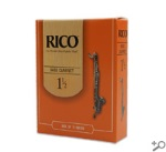 Rico Bass Clarinet Reeds Box of 10 Strength #3.5