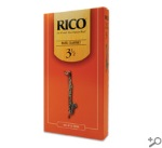Rico Bass Clarinet Reeds Box of 25 Strength #2