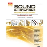 Sound Innovations: Ensemble Development, Young (GOLD): Alto Sax