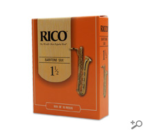 Rico Bari Sax Reeds Box of 10 Strength #2