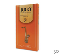 Rico Tenor Sax Reeds Box of 25 Strength #3.5