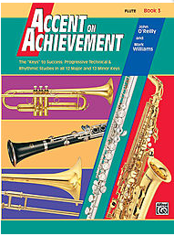 Accent on Achievement Book 3 - Alto Sax