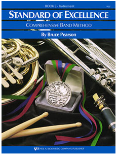 Standard of Excellence Book 2 - Trombone