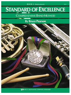 Standard of Excellence Book 3 - Trumpet/Cornet