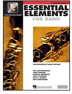 Essential Elements Book 2 - Clarinet
