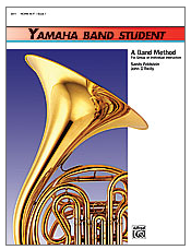 Yamaha Band Student Book 3: Horn in F