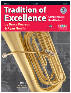Tradition of Excellence Book 1 - Tuba
