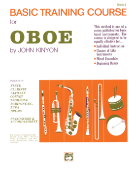 Basic Training Book 2: Oboe