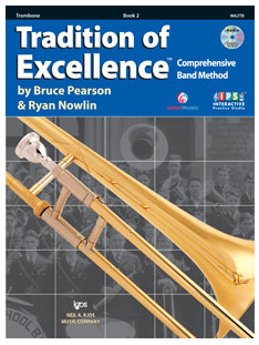 Tradition of Excellence Book 2 - Trombone