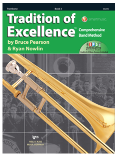 Tradition of Excellence Book 3 - Trombone