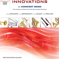 Sound Innovations Book 2 - Combined Percussion