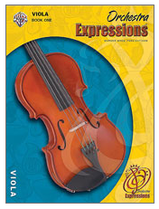 Orchestra Expressions Book 1: Viola