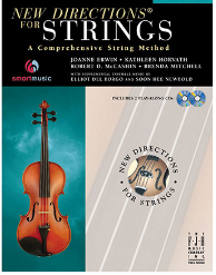 New Directions for Strings Book 1 - Viola