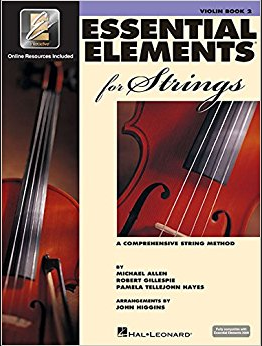 Essential Elements Book 2 - Violin