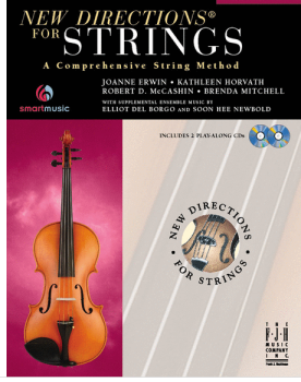 New Directions for Strings Book 2: Cello