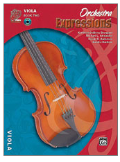 Orchestra Expressions Book 2: Viola