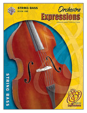 Orchestra Expressions Book 1: Bass