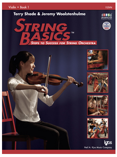 String Basics Book 1: Violin