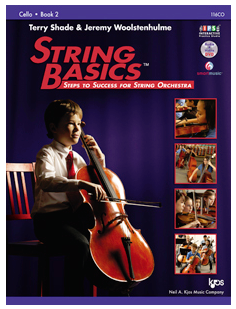 String Basics Book 2: Cello