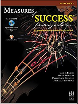 Measures of Success Book 1 - Double Bass
