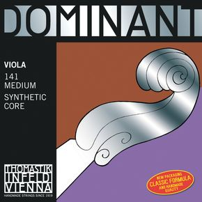 Thomastik Dominant 4/4 Viola Strings Set