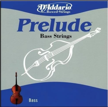 D'AddarioPrelude 3/4 size Bass Strings Set